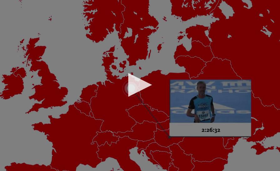 Martín Fiz VideoBlog El Reto