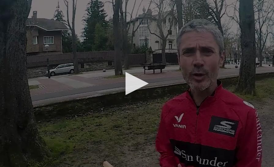 Martín Fiz VideoBlog semana 8