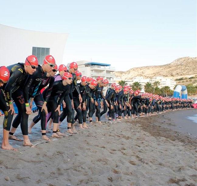 Águilas: el triatlón más antiguo de España