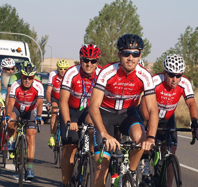 Los beneficios del ciclismo de carretera