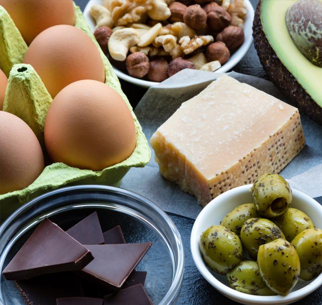 ¿Es verdad que ingerir grasas engorda?