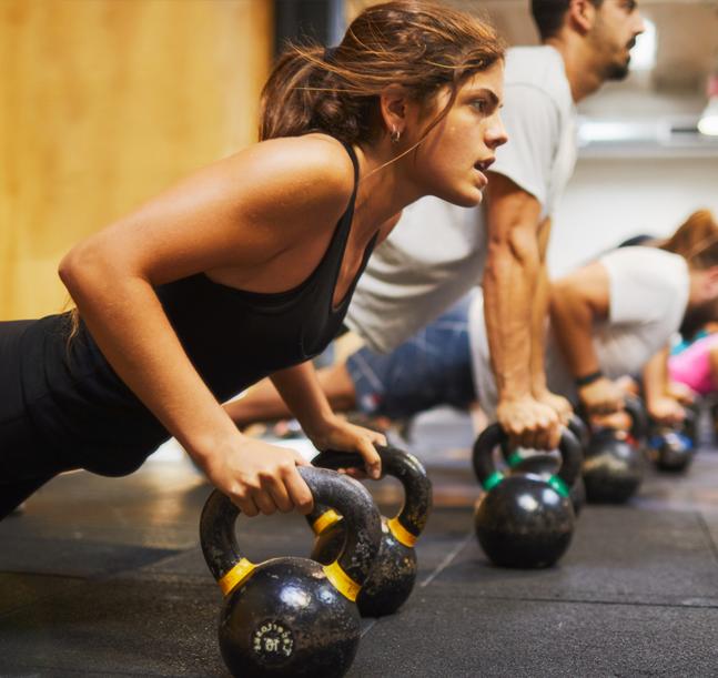 ¿Es posible ganar músculo y perder grasa al mismo tiempo?
