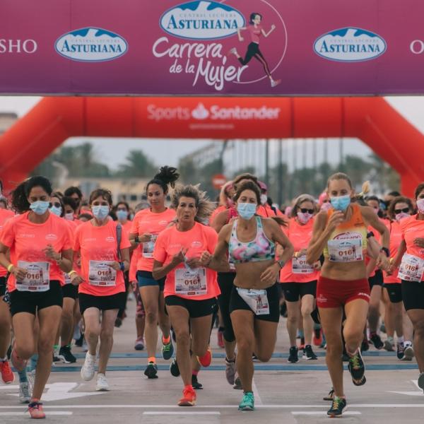 ¡Revive el regreso de la Carrera de la Mujer en Valencia!