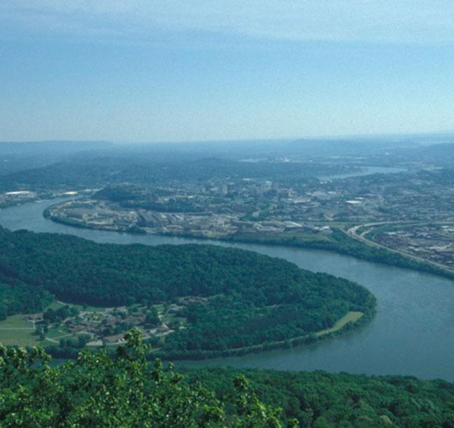 Chattanooga o la amenaza del calor extremo