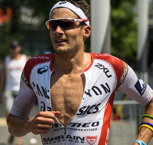 Jan Frodeno bate el récord mundial de Ironman