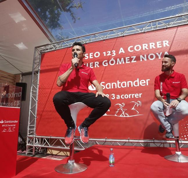 Gómez Noya, a por el Mundial de Triatlón en su casa, Pontevedra