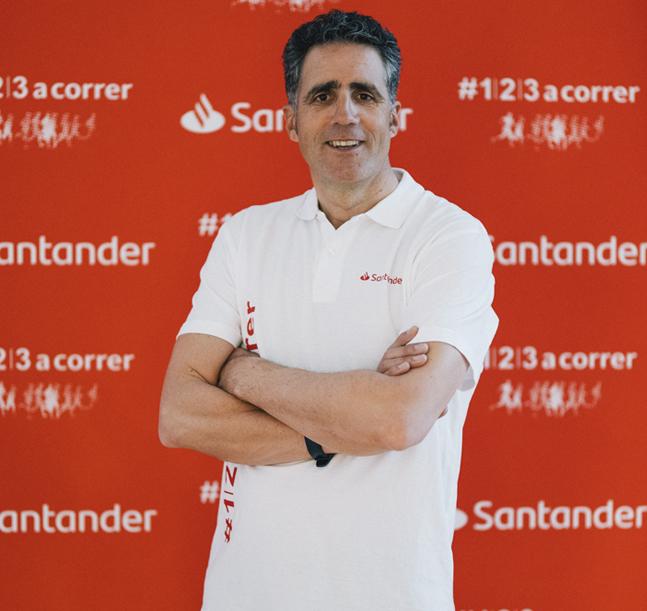 Miguel Indurain encabezará el duelo solidario por la ELA en el Santander Triatlón de Madrid