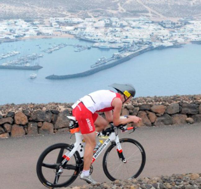 Ironman Lanzarote: una de las pruebas más duras del mundo