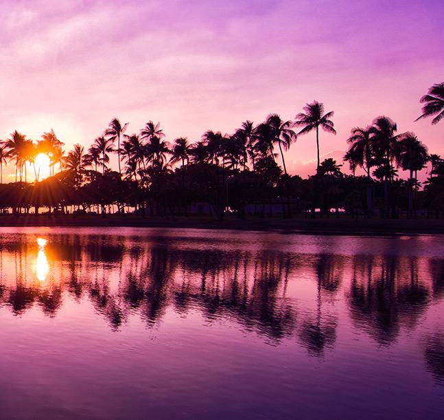 Hawái, la meca del triatlón