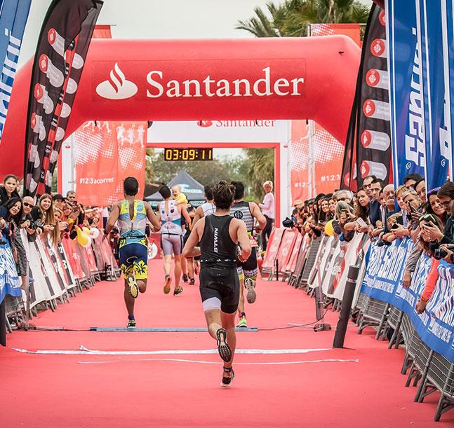 ¡Abiertas las inscripciones para el Barcelona Triathlon by Santander!