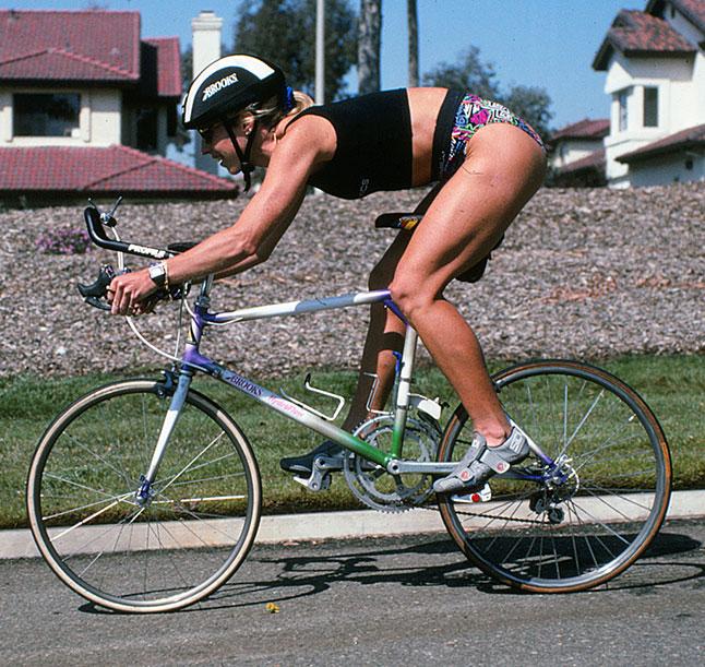 Paula Newby-Fraser, la mejor triatleta de la historia