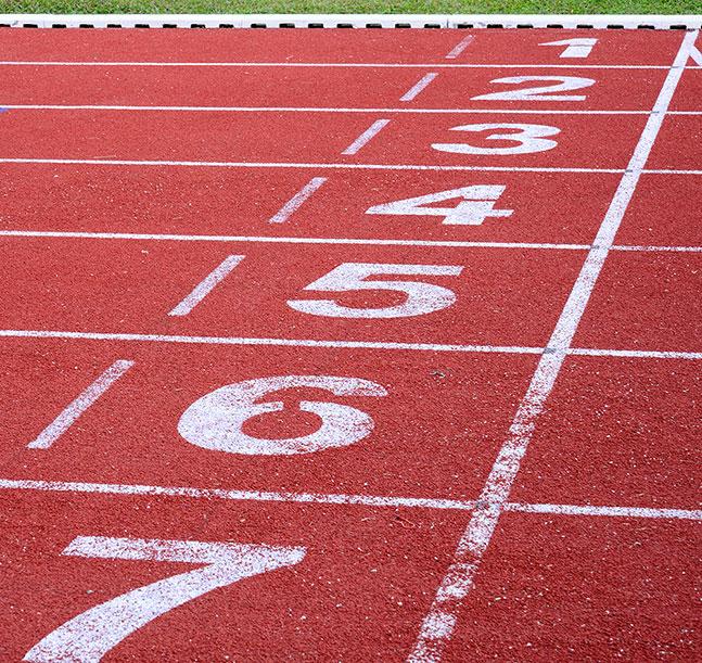 Pruebas de atletismo desaparecidas