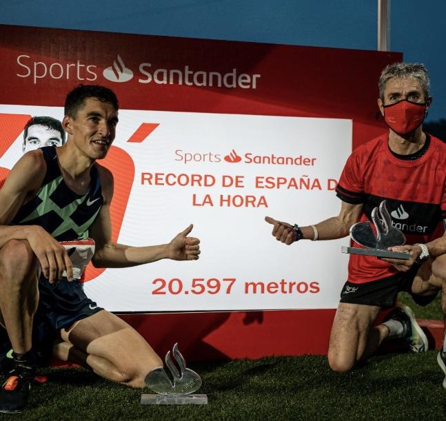 El Récord de la Hora Sports Santander, todo un éxito mediático