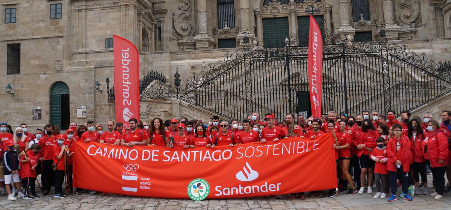 El Camino de Santiago es sostenible